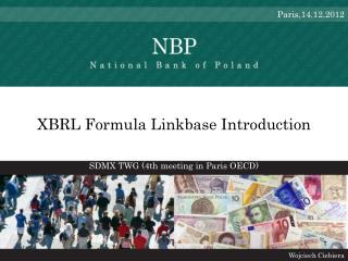 XBRL Formula  Linkbase  Introduction