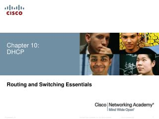 Chapter 10: DHCP