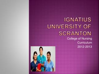 Ignatius University of Scranton