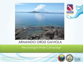 Hinunangan Pride  Campaign