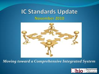 IC Standards  Update November 2010