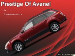 Car Dealer in Avenel, New Jersey