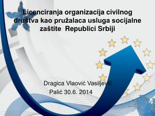 Dragica  Vlaović  Vasiljević                         Palić  30.6.  2014