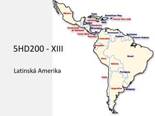 5HD200 - XIII