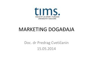 MARKETING DOGA ĐAJA