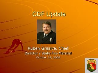 CDF Update
