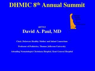 DHMIC  8 th  Annual Summit