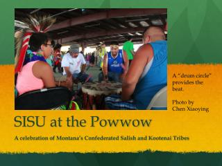 SISU at the Powwow