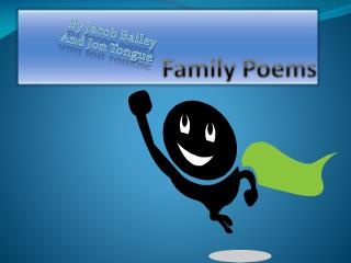 Family Poems