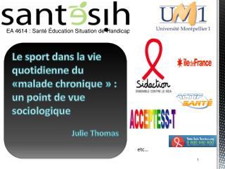 EA 4614  : Santé Éducation Situation de Handicap