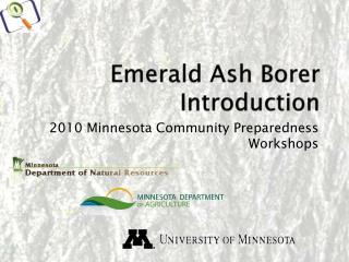 Emerald Ash Borer Introduction