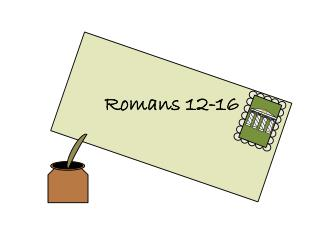 Romans 12-16