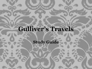 Gulliver�s Travels