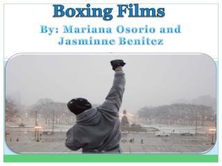 Boxing Films