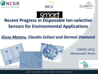 Recent Progress in Disposable Ion-selective Sensors for Environmental Applications
