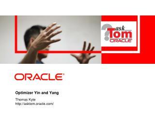 Optimizer Yin  and Yang