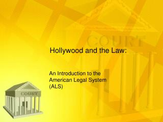 Hollywood and the Law: