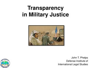 Transparency  in Military Justice