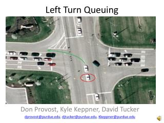 Left Turn Queuing