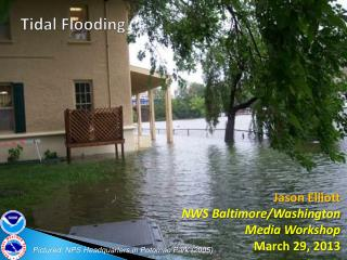 Tidal Flooding