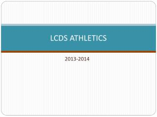 LCDS ATHLETICS
