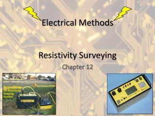 Resistivity Surveying