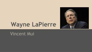 Wayne LaPierre