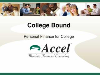 College Bound Personal Finance for College
