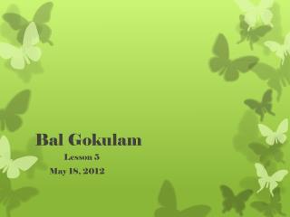Bal Gokulam