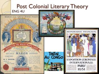 Post Colonial Literary Theory