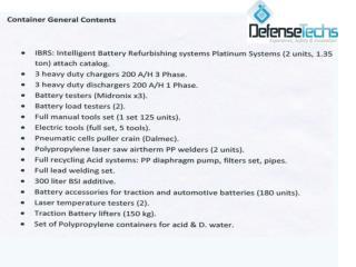 Working Track   info@defensetechs.com