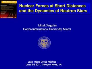 Misak Sargsian Florida International University, Miami