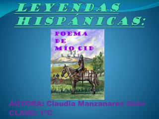 LEYENDAS HISPÁNICAS: