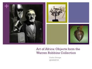 Art of Africa: Objects form the Warren Robbins Collection