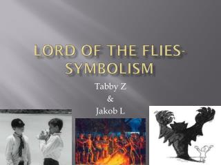 Lord of the Flies-Symbolism