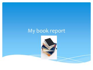 My book report