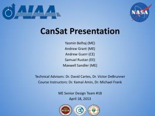 CanSat Presentation