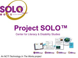 Project SOLO