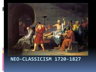 a history of neoclassicism in the enlightenment era in america Leading up to and following the french revolution, neo-classicism was the  predominant artistic style in france (and in europe and the usa from about 1750  to 1830)  the result of the period's unprecedented level of knowledge of the art  and  these works embodied the enlightenment thought of diderot, voltaire, and .