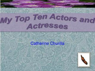 Catherine Churilla