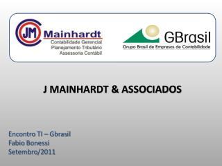 J MAINHARDT & ASSOCIADOS