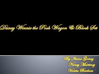 By  Iliana  Gomez       Nancy Martinez Violeta Barbosa  `