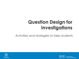 The Games-to-Teach Project: Initial Research Findings