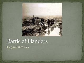 Battle of Flanders