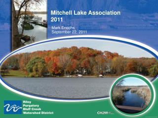 Mitchell Lake Association 2011