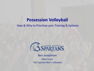 Possession Volleyball