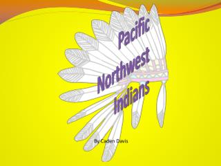 Pacific Northwest Indians