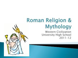 Roman Religion & Mythology