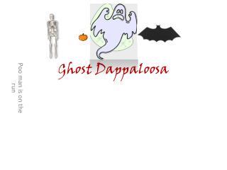 Ghost  Dappaloosa