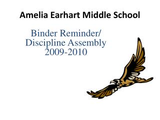 Amelia Earhart Middle School